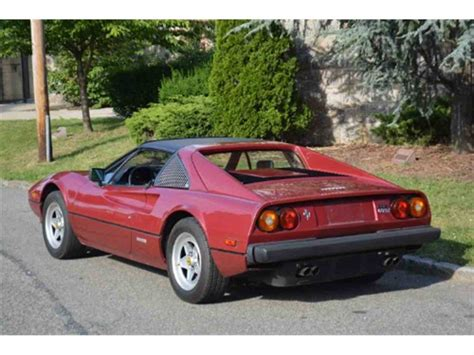 308 Gtsi For Sale by 1981 308 Gtsi For Sale Classiccars Cc 875870