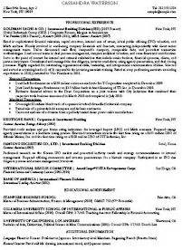 resume of investment banking analyst investment banking analyst resume sle recentresumes