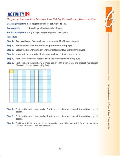worksheet for class 6 maths knowing our numbers maths