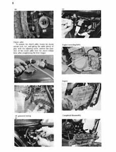 Manuel Atelier Kawasaki 500 H1 - Kh500 - 750 H2