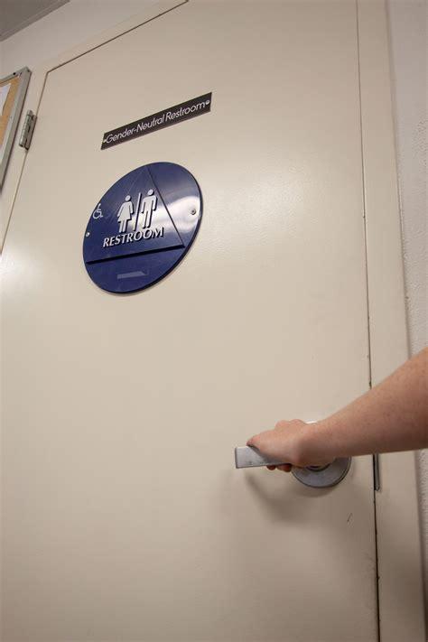 Gender Neutral Bathrooms On College Cuses by Gender Neutral Bathrooms Cause For Change On Cus The