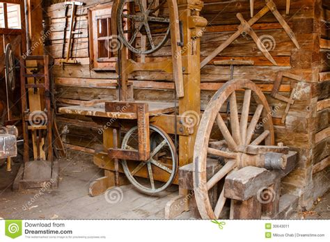 rusty woodworking tools stock image image  craft