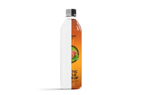 Its a perfect psd bottle mockup. 0,5L Iced Tea Bottle Mockup By Green Art | TheHungryJPEG.com