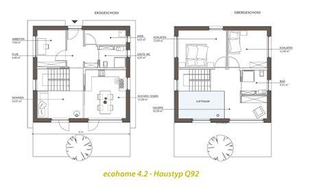 Singlehaus Typ Q92