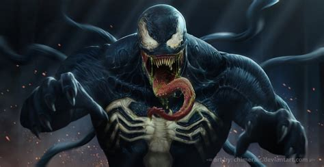 Venom By Chimeraic On Deviantart