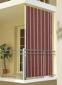 Sonnenschutz Für Balkon : balkon sonnenschutz ohne bohren balkon verschattung klemm ~ Michelbontemps.com Haus und Dekorationen