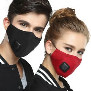 adult pm dust mask respirator anti pollution air face