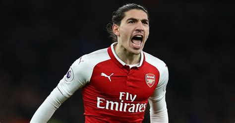 Arsenal Star Hector Bellerin Insists He Will Remain At The