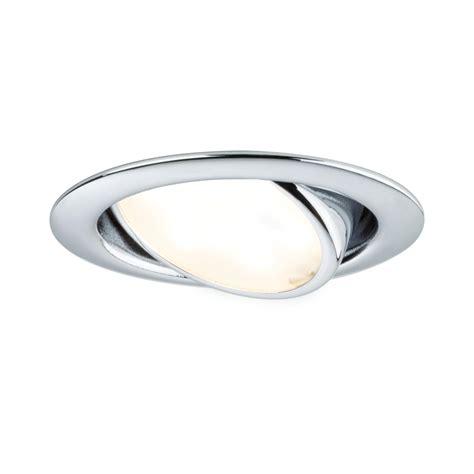 spot led cuisine plat spot led plat encastrable orientable 4 2w chrom 233