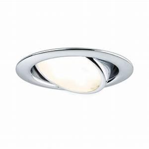 Spot Encastrable Extra Plat : spot led extra plat encastrable orientable 4 2w chrom ~ Edinachiropracticcenter.com Idées de Décoration