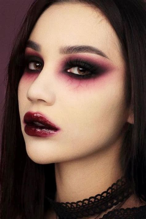 scary halloween makeup ideas easy simple diy spooky unique  lifestyle state