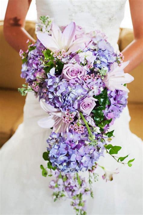 stunning cascading bouquets   type  wedding