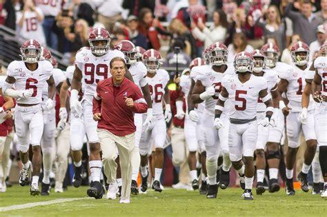 Alabama's 2020 Football Schedule - Crimson Tide Now