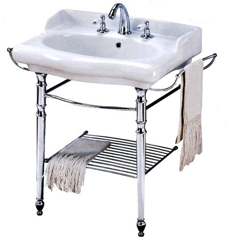 console bathroom sinks with chrome legs console sink legs uk room ornament