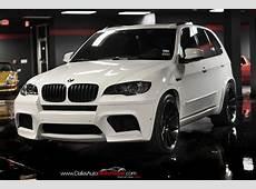 Black & White BMW X5 M for Sale autoevolution
