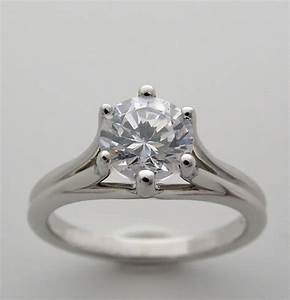 Ring settings engagement ring settings types for Wedding ring mounts