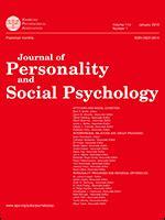 journal  personality  social psychology