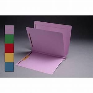 14pt color classification folders full cut end tab With classification folders 1 divider letter size