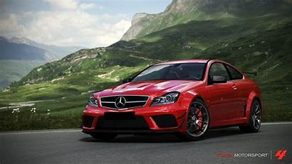 Amg C63 Mercedes Xbox Forza Motorsport Games