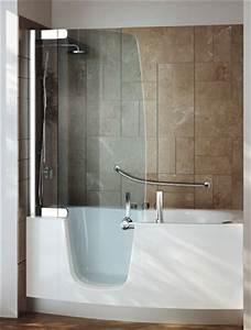 la 382 de teuco en rondeurs styles de bain With baignoire douche a porte