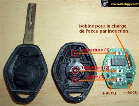 rta bmw de darkgyver reparation de cles de telecommande
