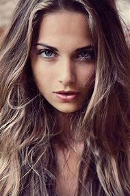 Beautiful Women Faces Photography