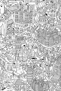 Puzzle Gratuit En Ligne Pour Adulte : coloriages magique adulte adultes page 2 ~ Dailycaller-alerts.com Idées de Décoration