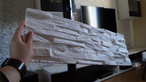 Wand Aus Stein by Styropor Wandpaneele Perfektionieren Inside Steinwand