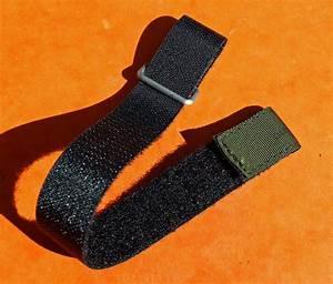 OMEGA strap NASA Velcro 20mm bracelet for Omega ...