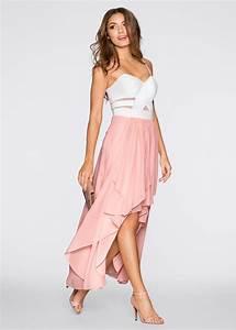 Bon Prix De : kleid wei rosa bodyflirt jetzt im online shop von ab 49 99 bestellen ~ Orissabook.com Haus und Dekorationen