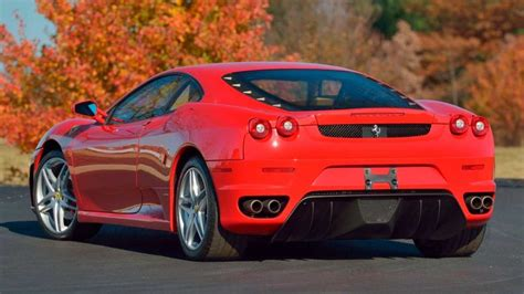 1 for sale starting at $224,999. ¿Quién quiere comprar el Ferrari F430 de Donald Trump?