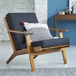 Fauteuil Vintage Scandinave : fauteuil scandinave teck vintage bois dessus bois dessous ~ Dode.kayakingforconservation.com Idées de Décoration