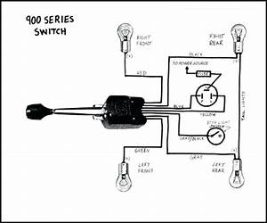 Technical Signal Stat 900 11 Wire Turnsignal Switch The H