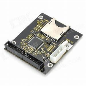 Sd To Hdd : buy sd card ide hard drive converter secure digital at ~ Jslefanu.com Haus und Dekorationen