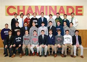 Chaminade Students Accepted To Collegiate Early Decision ...