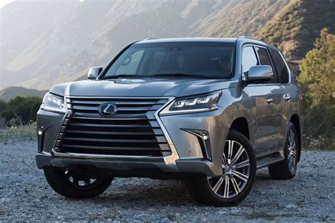 Review Lexus Lx by 2006 Lexus Lx 470 Vs 2016 Lexus Lx 570 Is Newer Always
