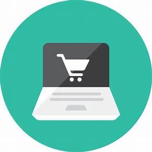Online Shopping Icon | Kameleon Iconset | Webalys