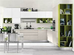 Küche Deko Modern : wei gr ne k che essplatz einrichten ideen modern k che pinterest deko k che k che gr n ~ Frokenaadalensverden.com Haus und Dekorationen