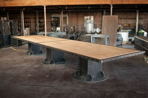 retro kitchen islands i beam conference table vintage industrial furniture