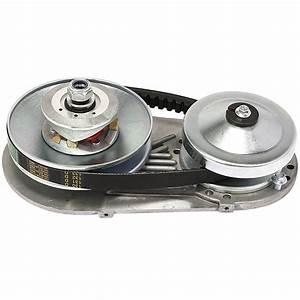 3  4 U0026quot  Clutch Go Kart Torque Converter 10t12t Asymmetric