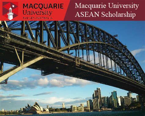 ทุนการศึกษาจาก Macquarie University มหาวิทยาลัยรัฐบาลชั้น ...