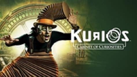 curque du soleil brings kurios to san francisco for the