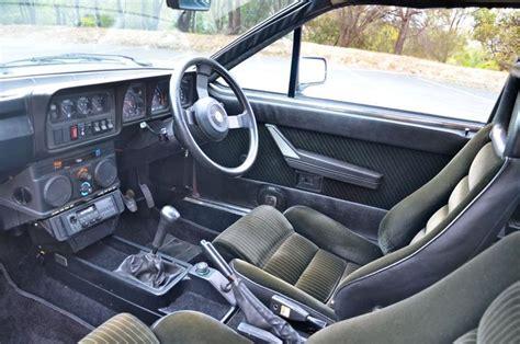 My Alfa Romeo Gtv6 Interior