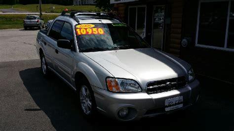 repair anti lock braking 2006 subaru baja security system 2006 subaru baja for sale carsforsale com