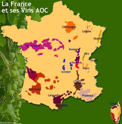 Carte Vin Aoc by La Carte Des Vins Aoc Bistro