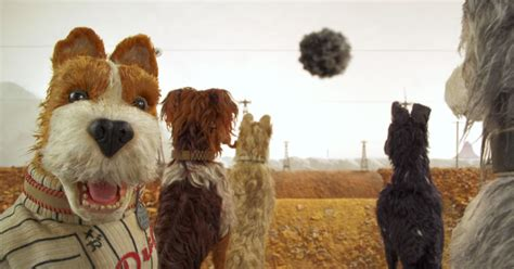 wes andersons isle  dogs trailer  stop motion heaven