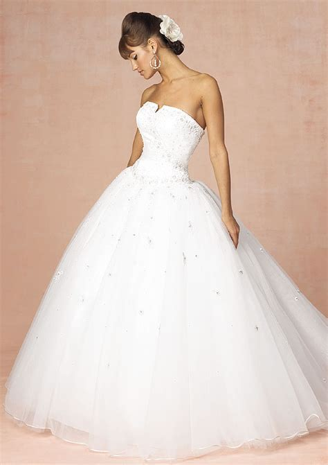 wedding dress for princess strapless wedding dress with gown sang maestro