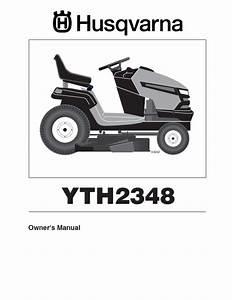 Yth2348 Manuals