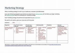 marketing communication plan template example write With marketing communication plan template example