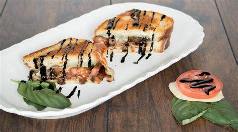 Tre Stelle Recipe Sandwichs Au - tre stelle recipe grilled cheese de style 171 caprese
